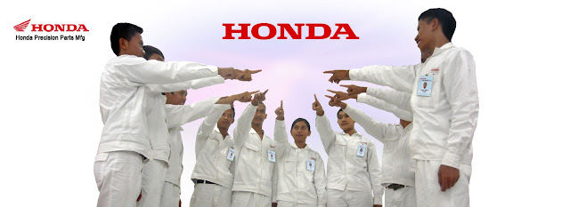 Lowongan Kerja PT. Honda Precision Part Mfg, Jobs: Equipment Maintenance Staff.