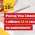 10 zł rabatu na PizzaPortal.pl z Visa Checkout (MWZ 20 zł)