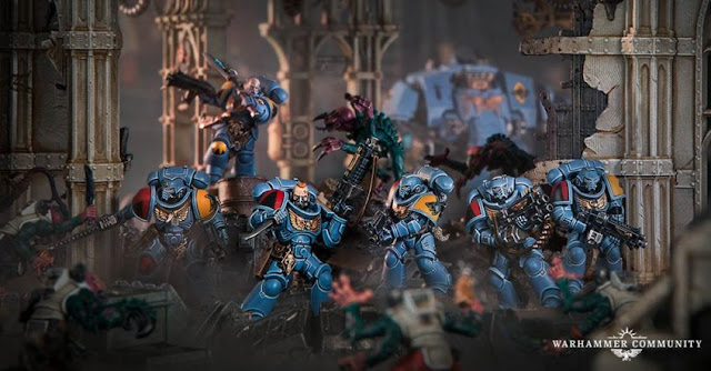 Space Marines: Free Downloads for New Rules (Non-Codex