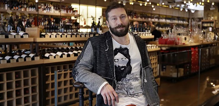 Магазин Евгения Чичваркина