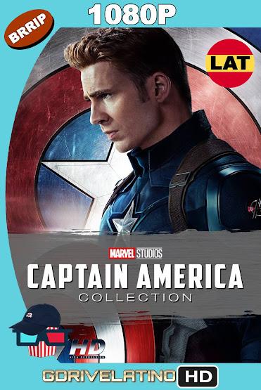 Capitán América Colección (2011-2016) BRRip 1080p Latino-Ingles MKV