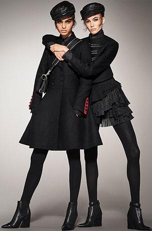 moda mujer otoño invierno 2017 de Zara