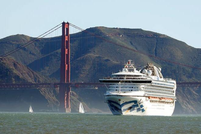 New lawsuits claim blue blood Cruises knew of coronavirus exposure before ships went to sea