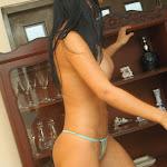 Andrea Rincon, Selena Spice Galeria 34 : Blue Jean Y Blusa Con Flores Foto 144