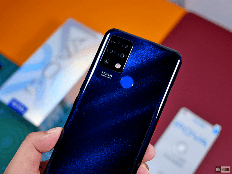 5 best features of the TECNO POVA budget gaming phone!