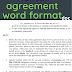Sample Rental agreement word format