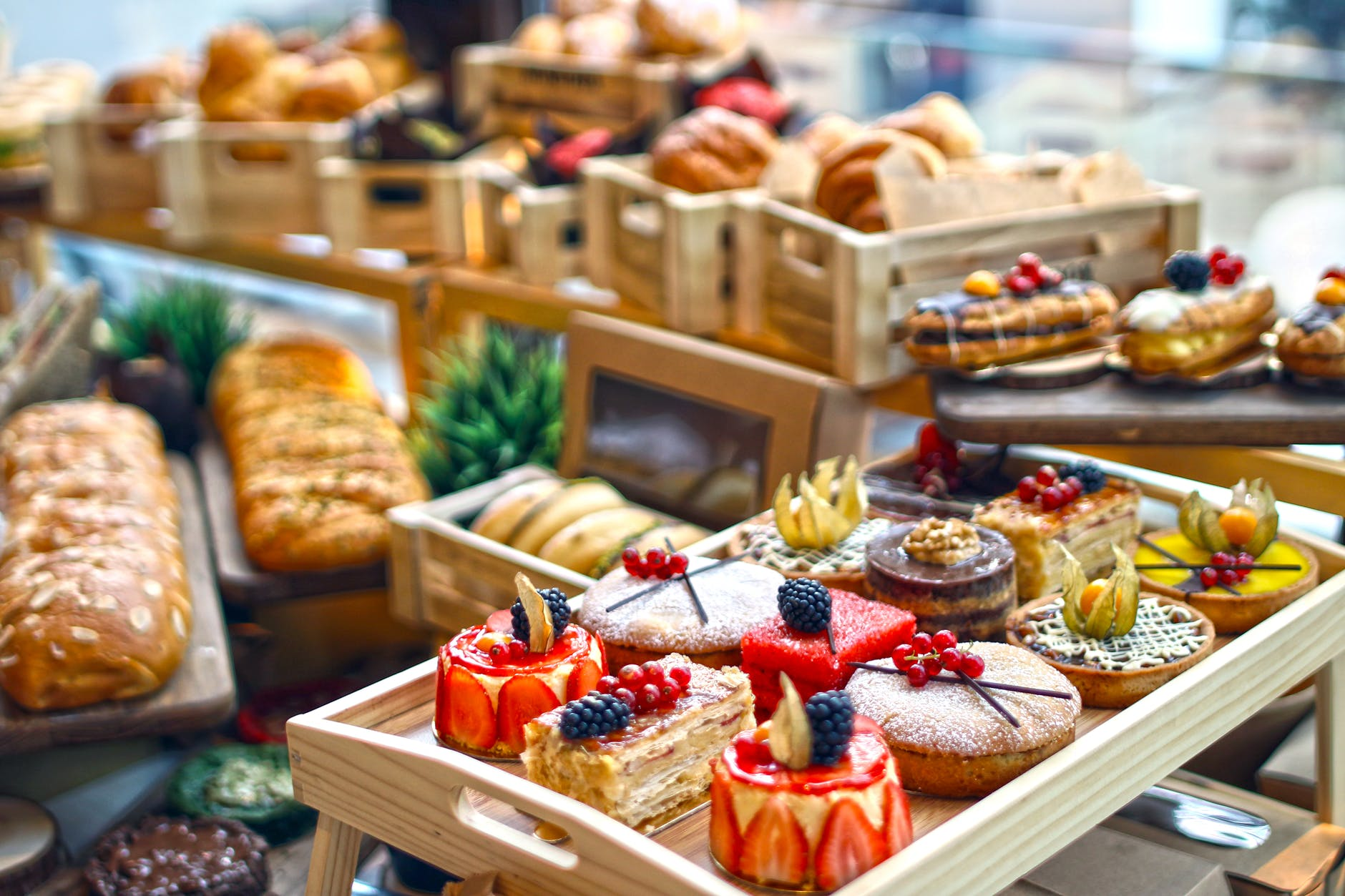 All Things Bread and Pastry! - Top 10 Bakeries in Selangor