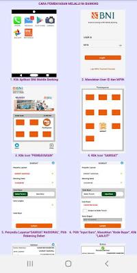 pembayaran pajak kendaraan bermotor melalui mobile banking