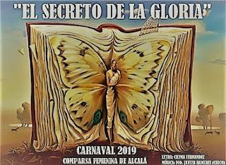 El secreto de la gloria (Comparsa). COAC 2019