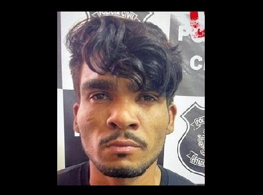 Ferido e Sangrando: Situação de Lazaro Barbosa após troca de tiros com a polícia