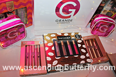 @teambabbleboxx #BabbleboxxHoliday @grandecosmetic_ BabbleBoxx Holiday Party 2017
