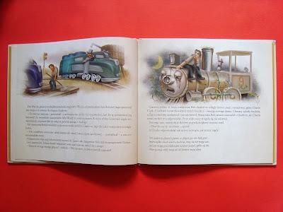 Charlie Ciuch-Ciuch, książka o przyjaźni, książka o pociągu, Stephen King