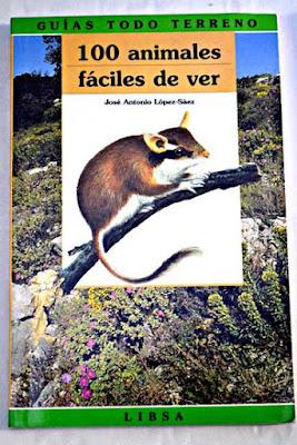 Libro: 100 animales fáciles de ver