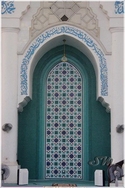 SUPERMENG MALAYA Trip GBS 2015  Kuantan  04  Masjid