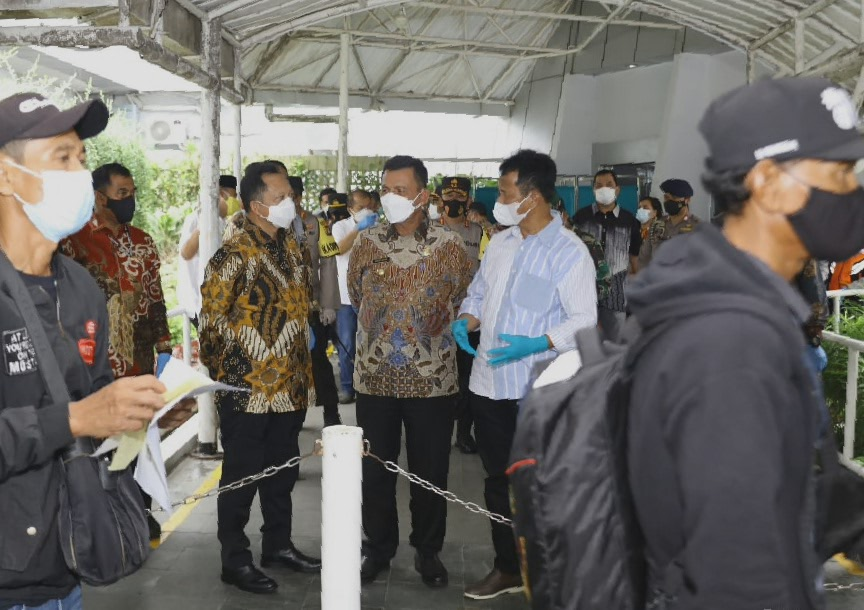 Usai Meninjau PMI di Batam, Ini Kata Mendagri