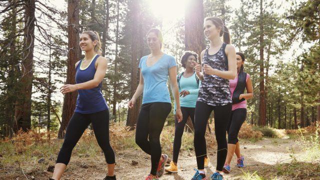 Contoh Pola Hidup Sehat untuk Wanita Usia Muda Agar Tetap Ceria