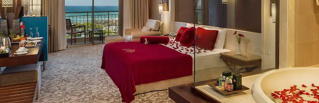 ela quality resort belek hotel balayı odası