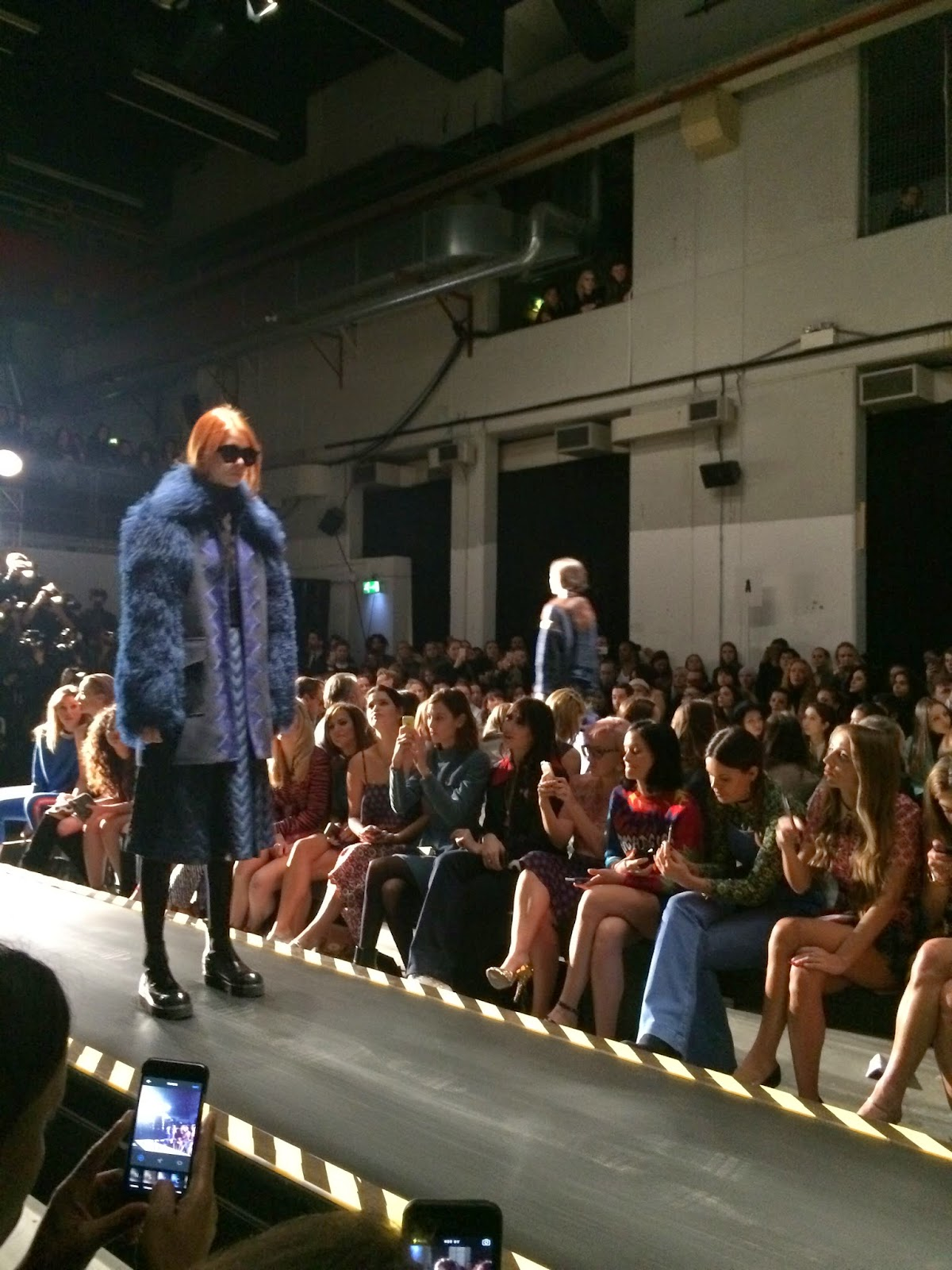 house of holland lfw 2015 show