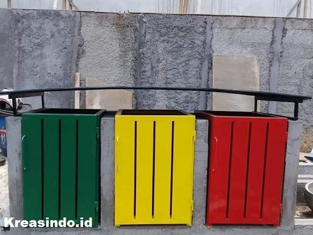 Jasa Pembuatan Kotak Sampah Besi Di Jabodetabek