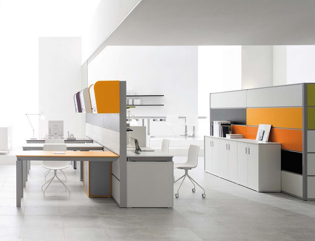 best buy white modern office furniture Gold Coast QLD for sale