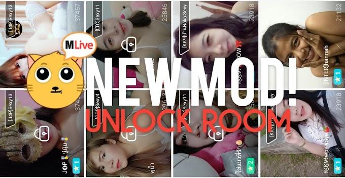 Free Download New MLive MOD FIX: Free Unlock Room