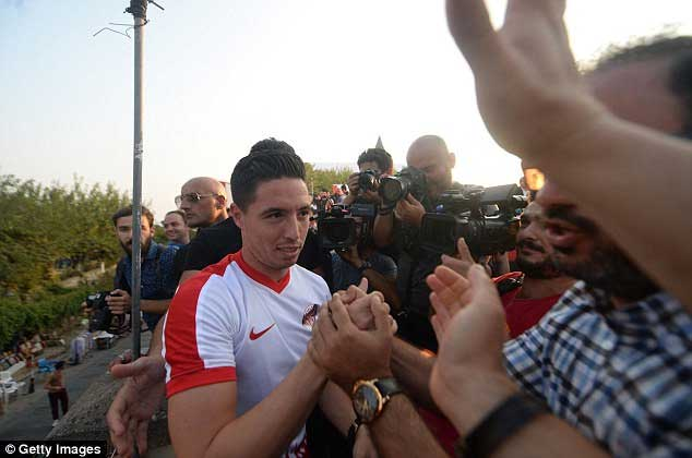 Hàng thải Man City giá rẻ như bèo ra mắt Antalyaspor 1