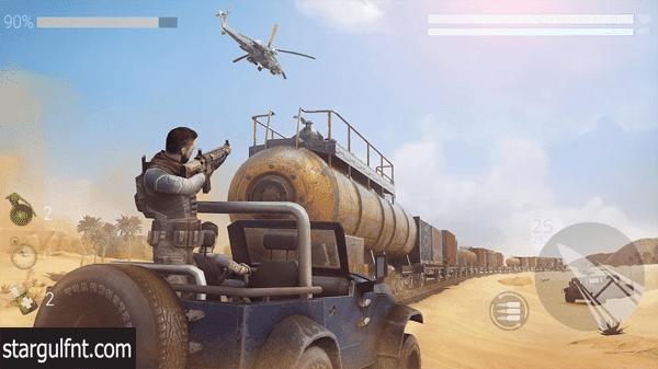 تحميل لعبة Cover Fire: ألعاب الرماية للأيفون والأندرويد 2020