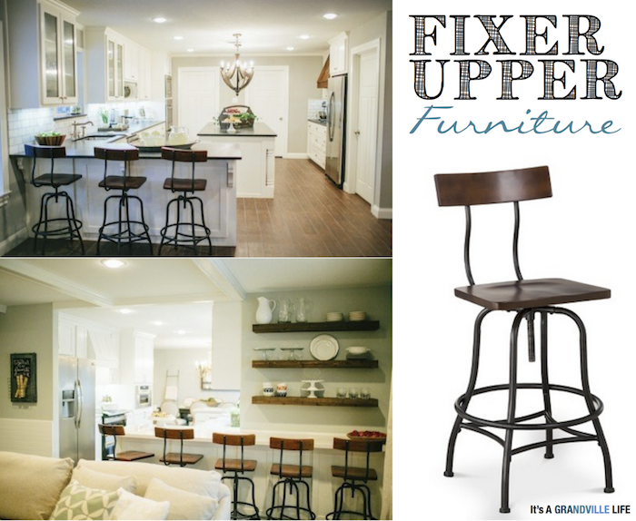 Furniture From Fixer Upper