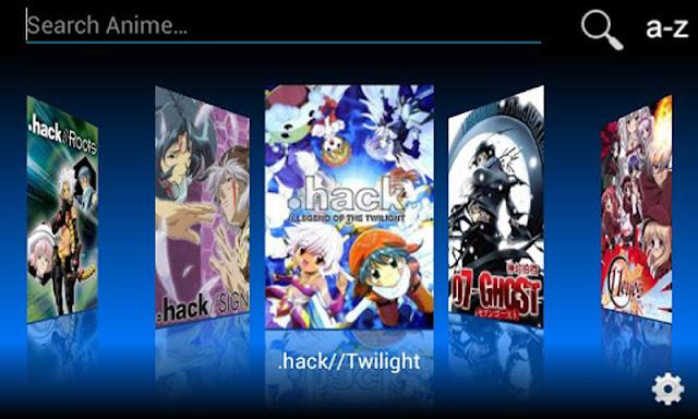 AnimeFTW app