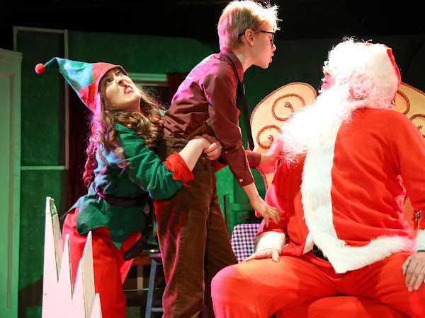 A Christmas Story: The Musical, Waterloo East | Review