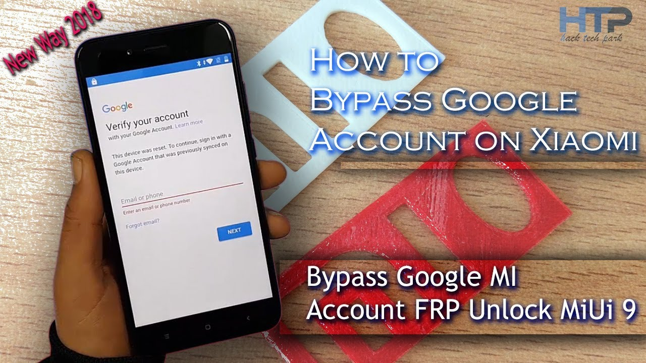 How to Bypass Google Account on Xiaomi Redmi All Device