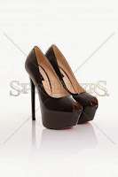 Pantofi Mineli Boutique Emotion Black (Mineli Boutique)