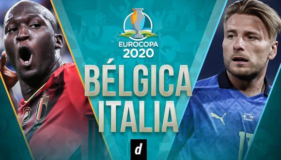 Bélgica vs. Italia EN VIVO por Eurocopa: partido EN DIRECTO desde el Allianz Arena