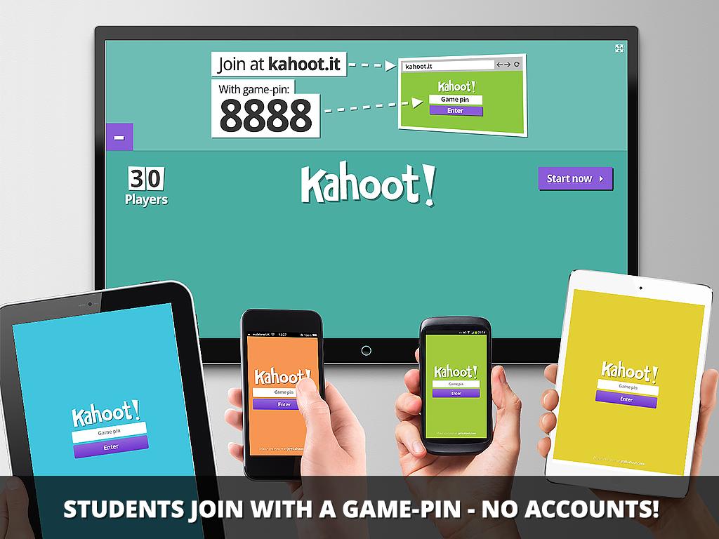 iintegratetechnology: Kahoot! Make Learning Awesome! - photo#19