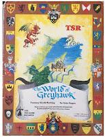 World of Greyhawk map folio