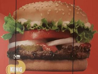 漢堡王菜單2019