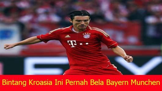 Bintang Kroasia Ini Pernah Bela Bayern Munchen