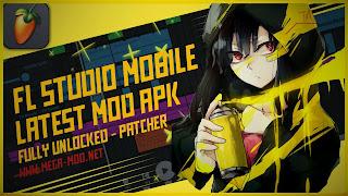 FL Studio Mobile MOD APK [FULL VERSION - PATCHER] Latest (V3.5.3)