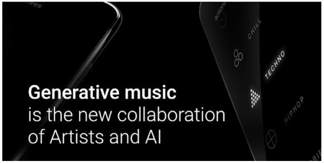 Download Mubert (generative music) Mobile App