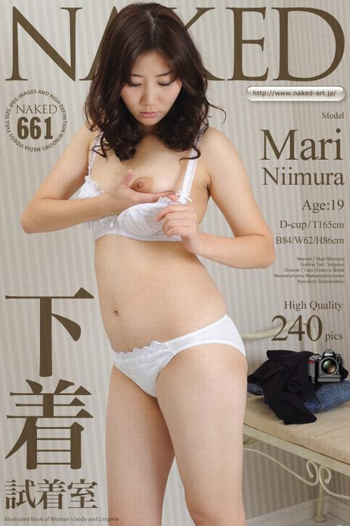 Naked-Art No.00442 Mari Kurosawa 黒澤まり