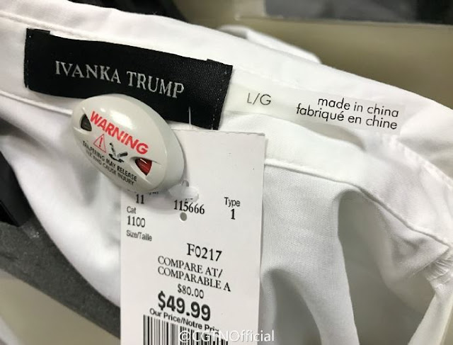 Ivanka Trump's fashion line