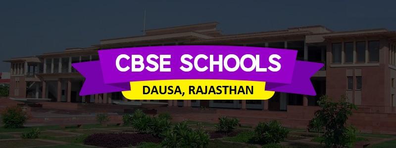 List of Best CBSE Schools in Dausa, Rajasthan