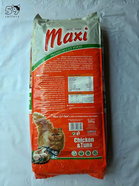 Makanan Kucing Murah dan Berkualitas