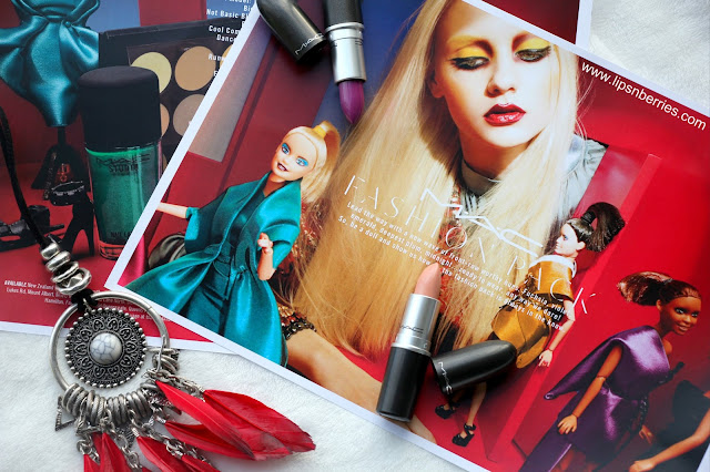 MAC fashion pack collection review