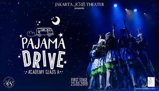 JKT48 Setlist Pajama Drive