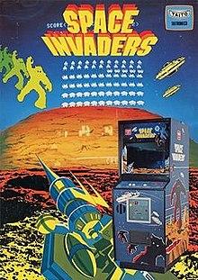 Jogo Space Invaders 1978 Arcade online
