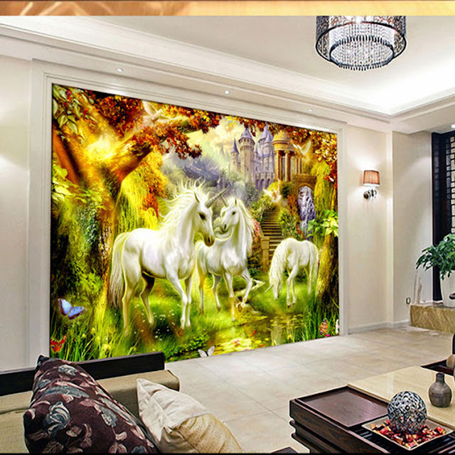 Unicorn Wall Murals