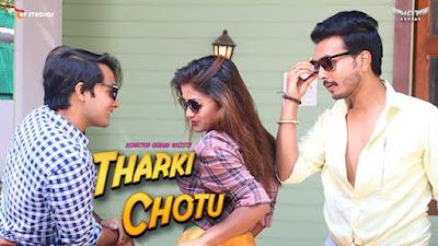 Alisa Bella Actress web seris Tharki Chhotu