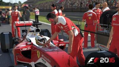 لعبة سباق السيارات فورمولا 1 بطولة العالم 2017