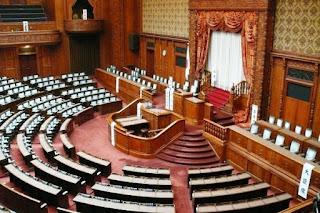 議会の座席